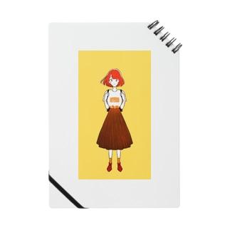 短髪女の子 Notes