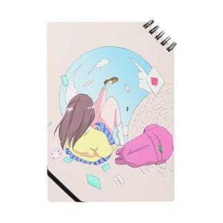マンホールの有莉透:ユメカワ Notes