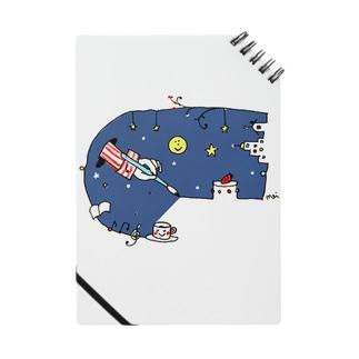 夜空くん Notes