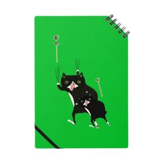 【背中ギ――――――!!そしてギャ――――――!! 】Green Notes