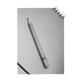転がらない鉛筆 Notes