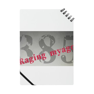 Raging myago385ロゴ Notes