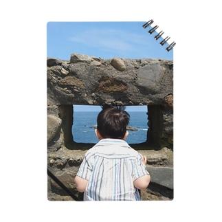 海をのぞく背 Notes