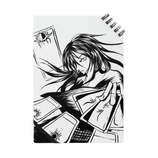 職業戦士『札士』(黒) Notes