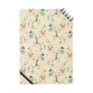 はるのにおい notebook Notes