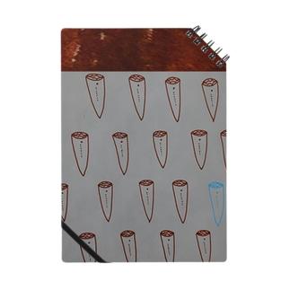 茶色のヤツメウナギ Notes