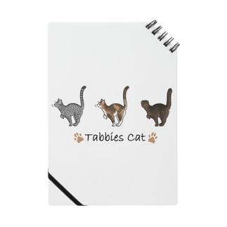 Tabbies Cat(タビー系) Notes