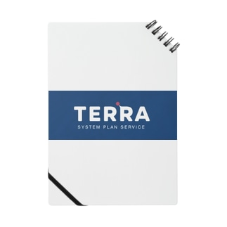 TERRAグッズ Notes