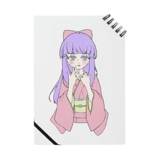 パステル着物少女 Notes