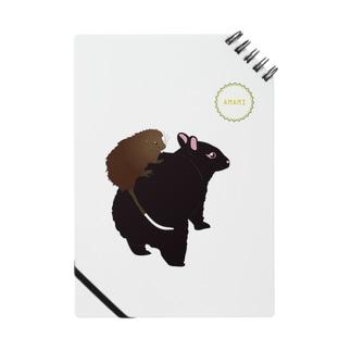 アマミノクロウサギ Notes