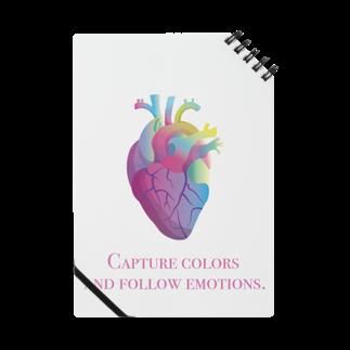 GEEZERの色を取り込み、感情に従え Notes