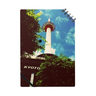 kyoto tower Notes