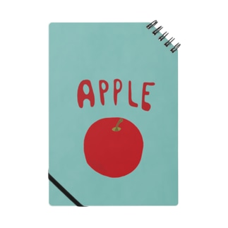 りんごリングノート Notes