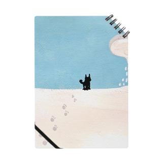 砂糖の砂漠を歩くニコ Notes