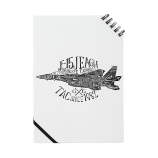 タイポグラフィ F-15 Notes