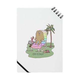 hawaiiとり天くん Notes