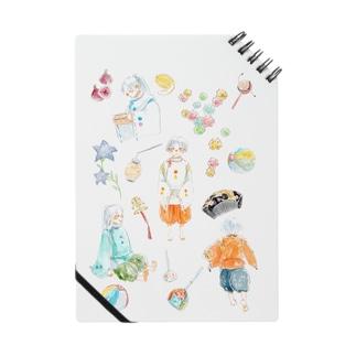 童子帖 Notes