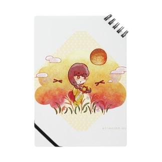 染まり始める秋色 Notes