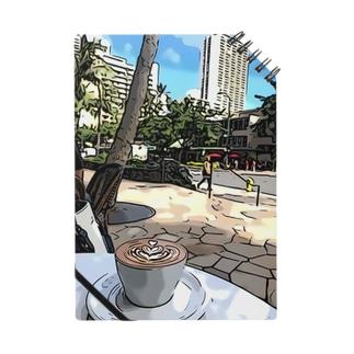 ノート Hawaii 🤙🌴 Notes