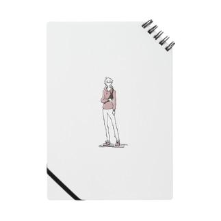 ダスティピンクの男の子 Notes