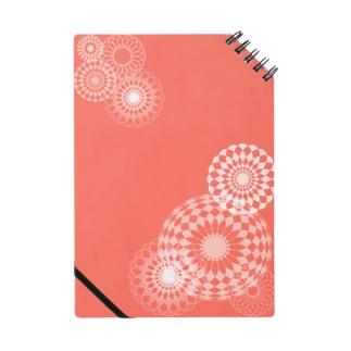 orange swirls Notes