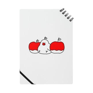 りんご…? Notes