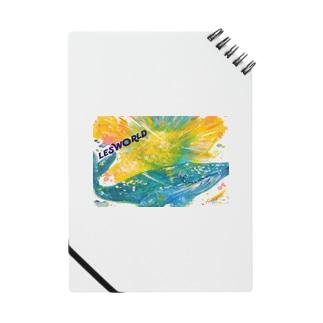 """""""夢を運ぶクジラ"""" - LES WORLD 1year anniversary OFFICIAL GOODS by まりこ Notes"""