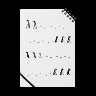 コンぎつねデザイン工房の日本で飼育されているペンギン11種 Notes