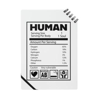 人間成分表 Notes