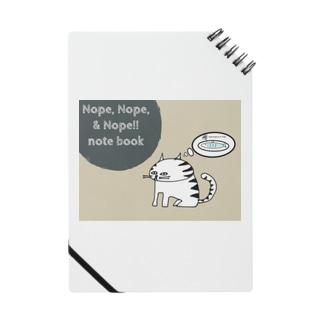 N,N,&n まじめぬこ シンプル Notes