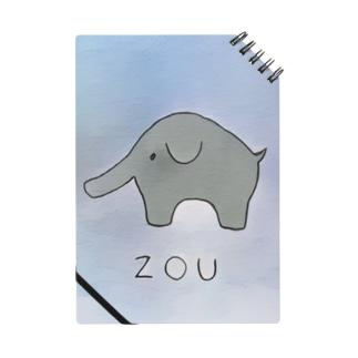 そう、ZOU Notes
