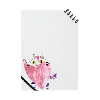 猫のニニ Notes