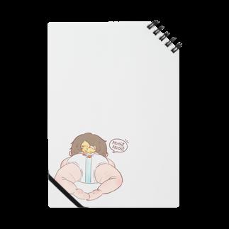 Ota_itaraのムチムチBABY Notes