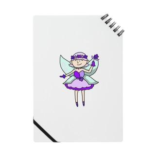 お花の妖精ちゃん Notes