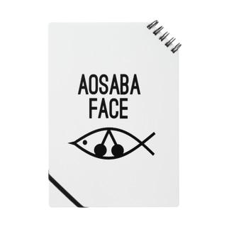 アオサバフェイス Notes