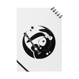 月ウサギター(顔) Notes