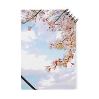 空と桜 Notebook