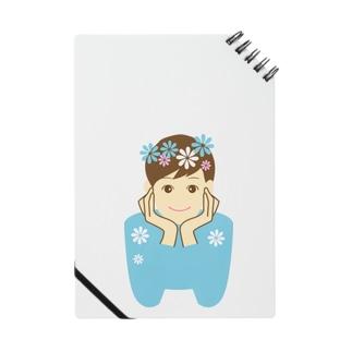 頬杖_男の子 Notes