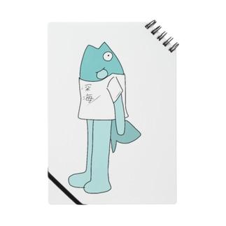 深海さん Notes