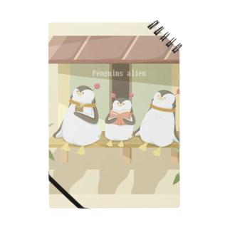 侵略者ペンギン ver.2 Notes