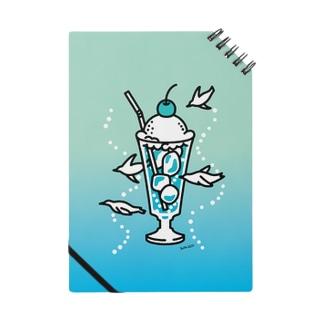 かめつるのクリームソーダの海 Notes