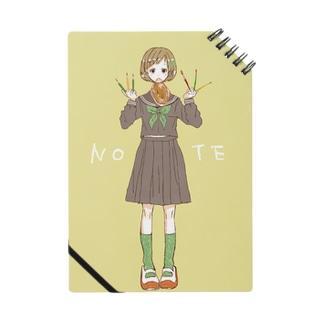 美術部の女の子 Notes