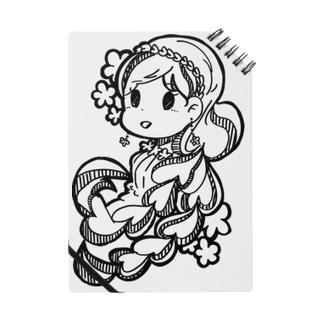 髪の毛の長い女の子 Notes