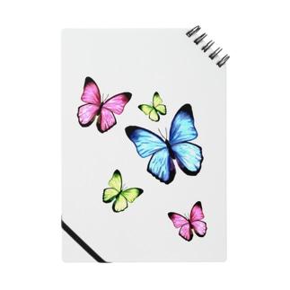 カラフルな蝶々 Notes