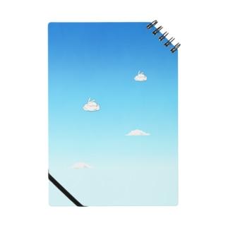 雲とうさぎ Notes
