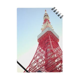 TOKYO TOWER 001 Notes
