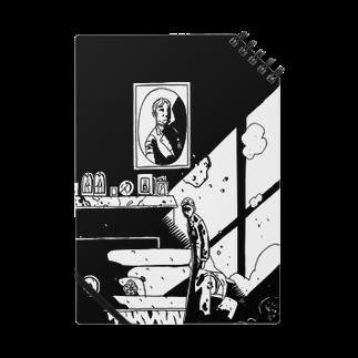 タバスコ精米所SUZURI支部の幽鬼 Notes