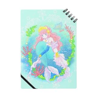 mermaid mint ノート