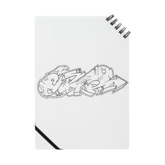 クライマ→HIPHOPグラフィティー Notes