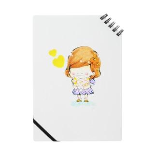 花束と少女 Notes